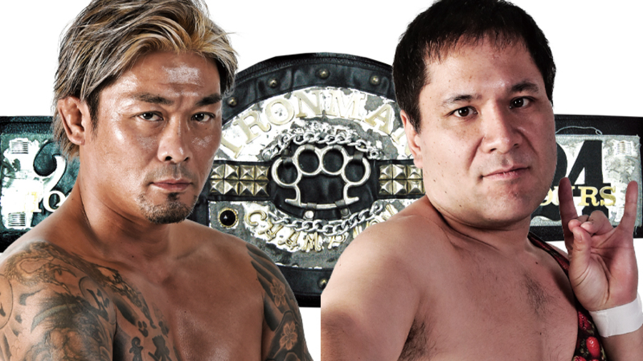 "DDT: ""Yokohama Twilight 2019"" Yukio Sakaguchi retiene título 2"