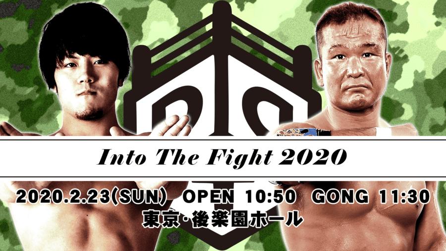 "DDT: ""Into the Fight 2020"" Chris Brookes y Masato Tanaka, monarcas 2"