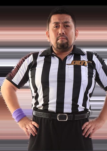 松井幸則   DDT Pro-Wrestling Official Website
