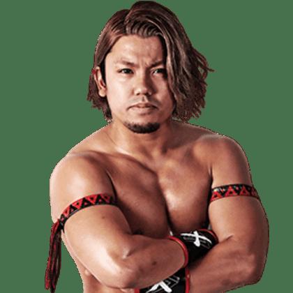 勝俣瞬馬 | DDT Pro-Wrestling O...
