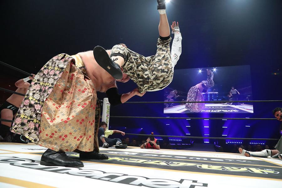 両国ピーターパン2018~秋のプロレス文化祭~ | DDT Pro-Wrestling ...