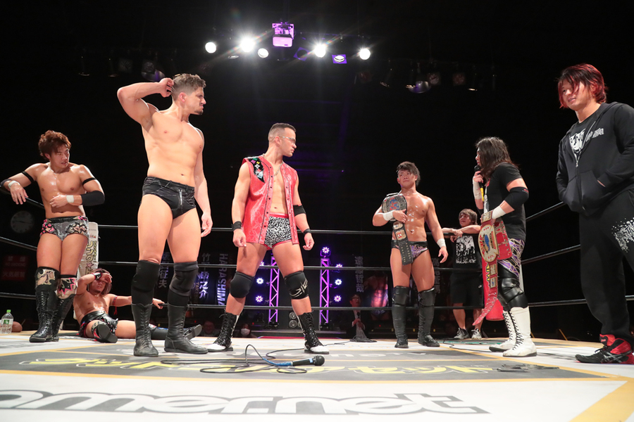 "DDT: ""April Fool 2019 in Shinkiba"" Oishi es retador de Endo 7"