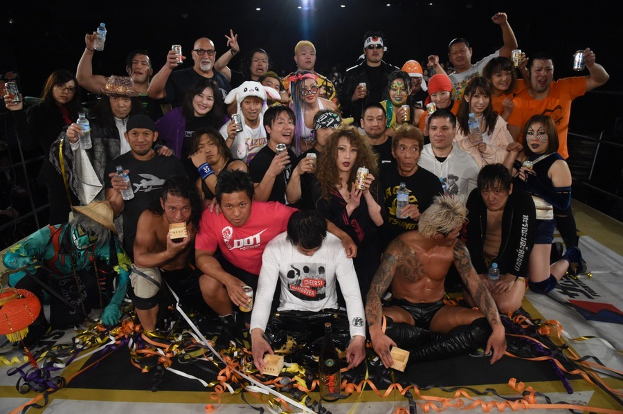 "DDT: ""Shuten Doji 5th Anniversary"" La triste despedida 8"