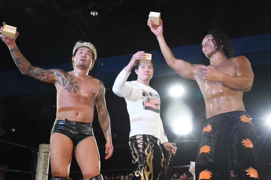 "DDT: ""Shuten Doji 5th Anniversary"" La triste despedida 9"