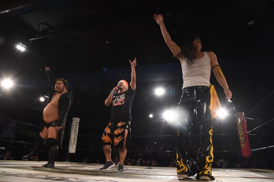 "DDT: ""Shuten Doji 5th Anniversary"" La triste despedida 3"