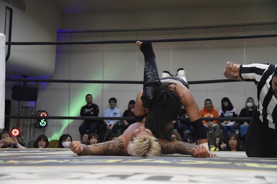 "DDT: ""King of DDT 2019"" Inicia la batalla 7"