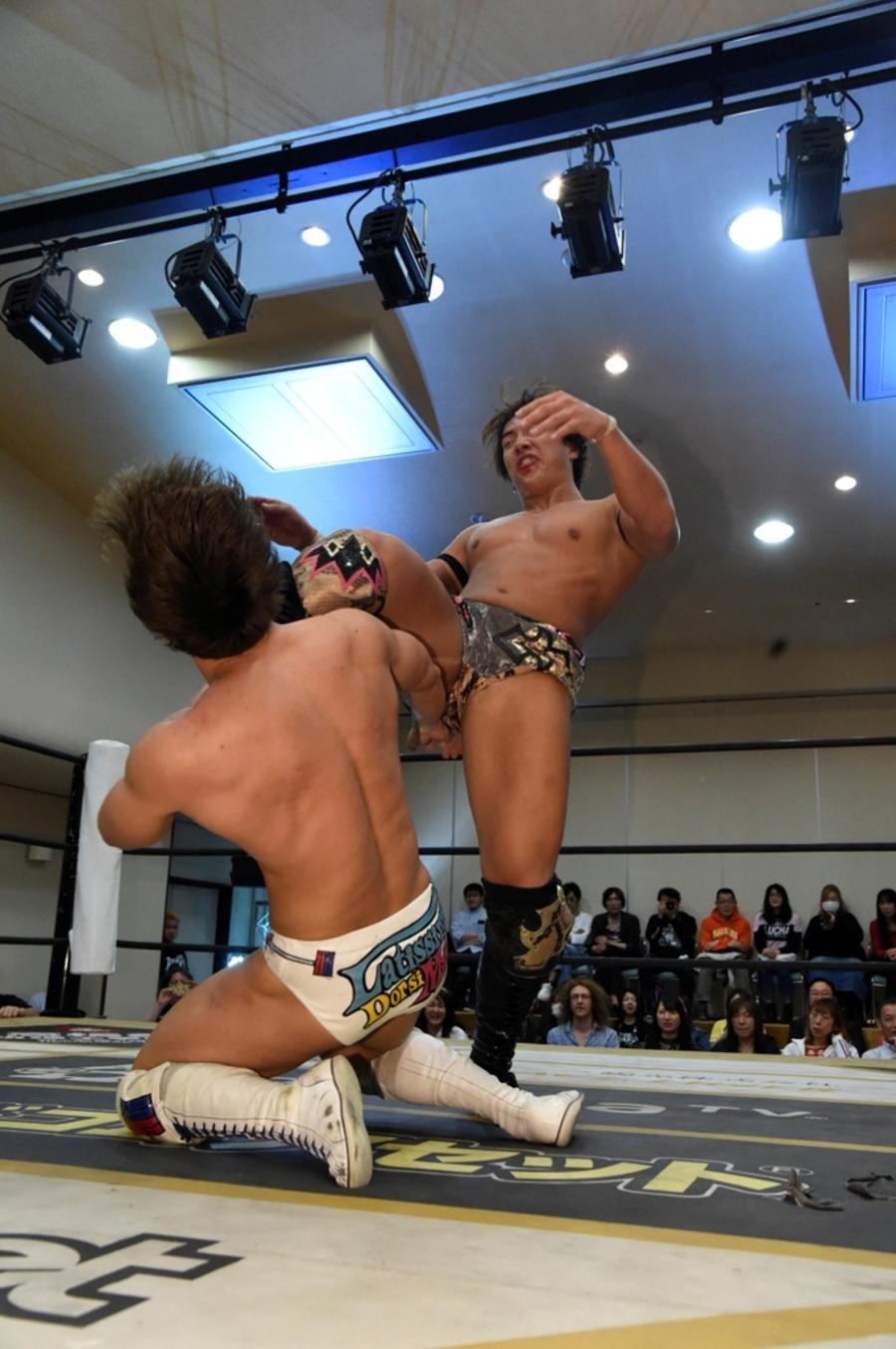 "DDT: ""King of DDT 2019"" Inicia la batalla 4"