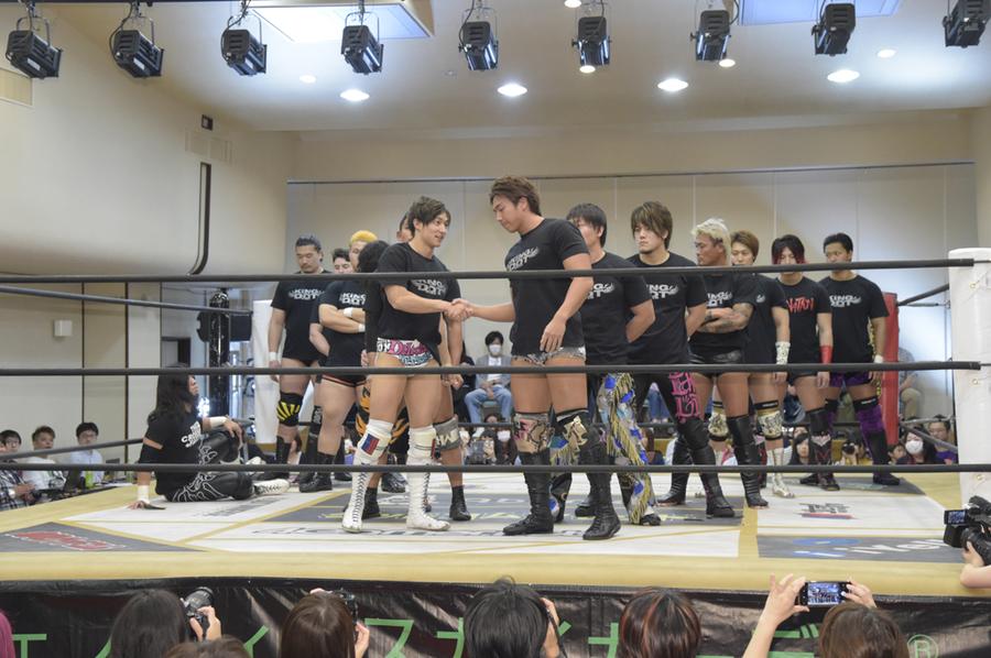 "DDT: ""King of DDT 2019"" Inicia la batalla 3"