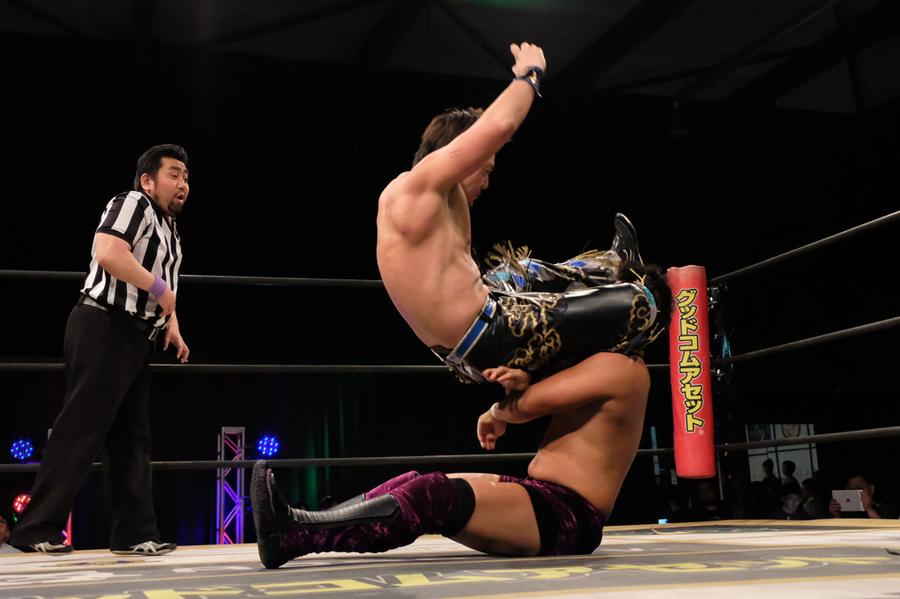 """DDT: """"King of DDT 2019"""" Round 2 HARASHIMA revive 3"""