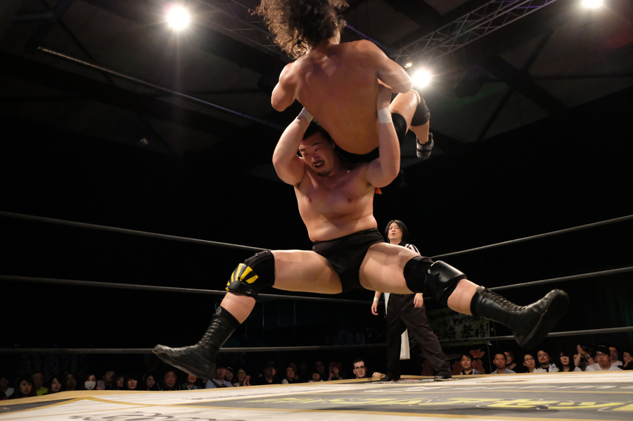 """DDT: """"King of DDT 2019"""" Round 2 HARASHIMA revive 4"""
