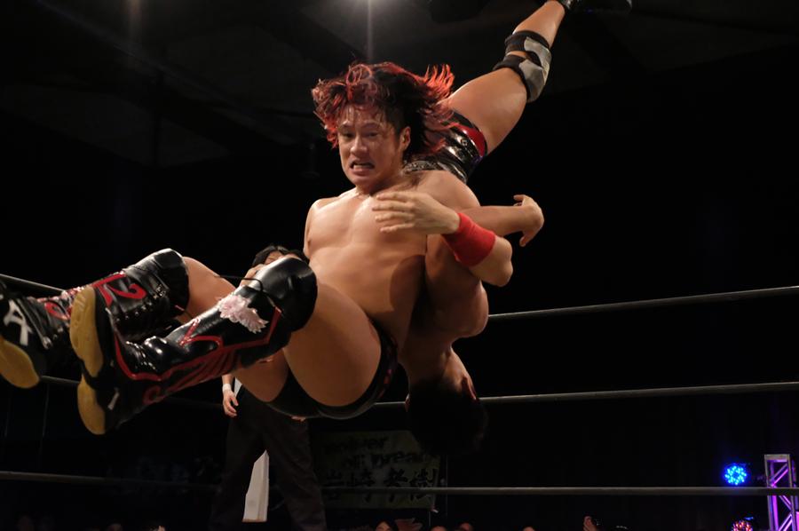 """DDT: """"King of DDT 2019"""" Round 2 HARASHIMA revive 5"""