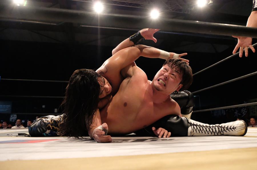 """DDT: """"King of DDT 2019"""" Round 2 HARASHIMA revive 7"""