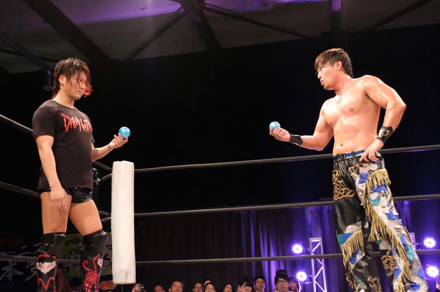 """DDT: """"King of DDT 2019"""" Round 2 HARASHIMA revive 8"""