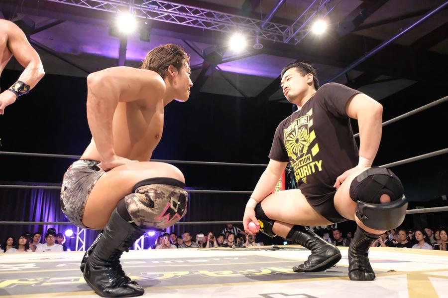 """DDT: """"King of DDT 2019"""" Round 2 HARASHIMA revive 9"""