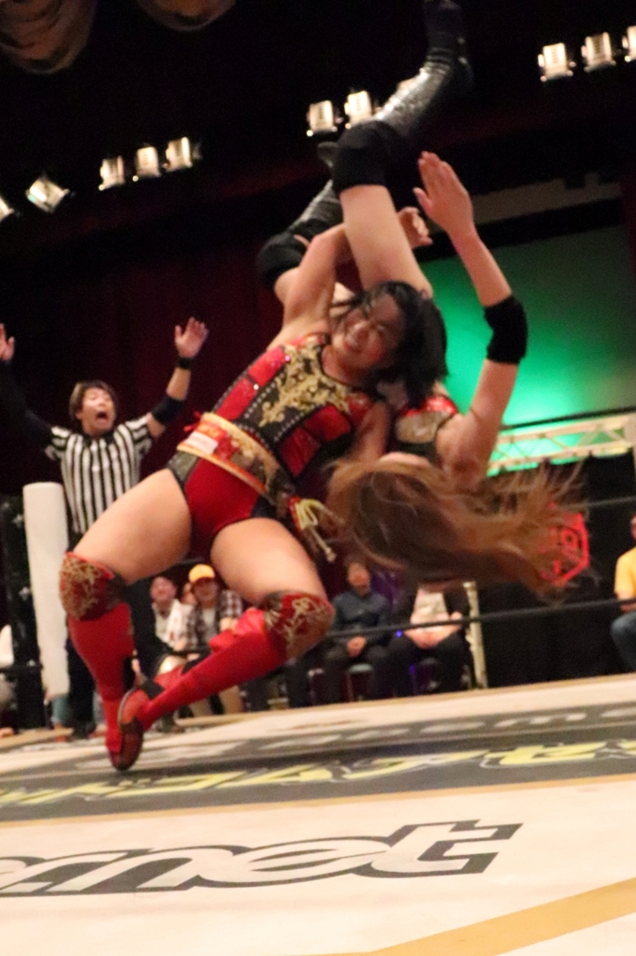 "DDT: ""Dramatic Dream Tare Katsudon"" Reinas de tercias 4"