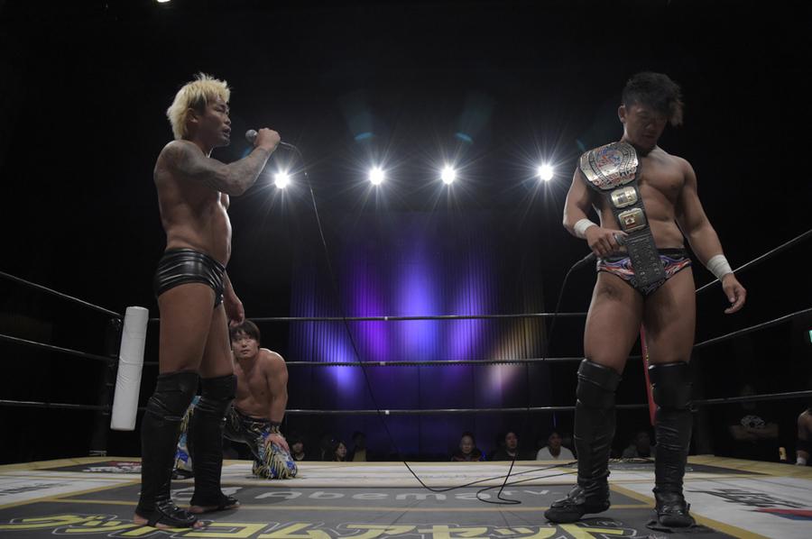 """DDT. """"Golden DDT Theatre 2019"""" Akito es nuevo monarca extremo 9"""