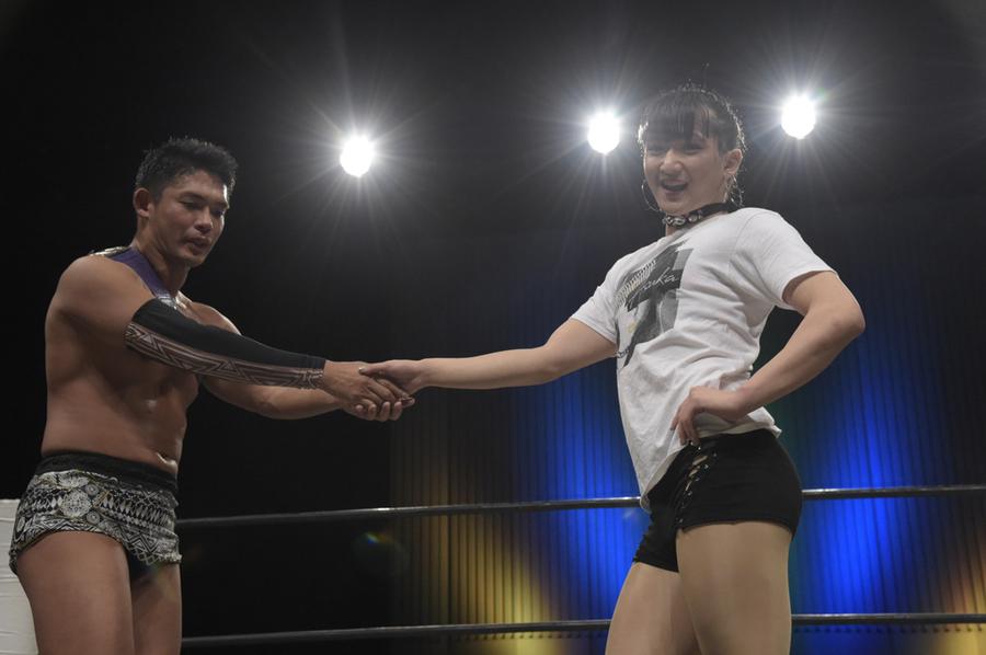 """DDT. """"Golden DDT Theatre 2019"""" Akito es nuevo monarca extremo 7"""