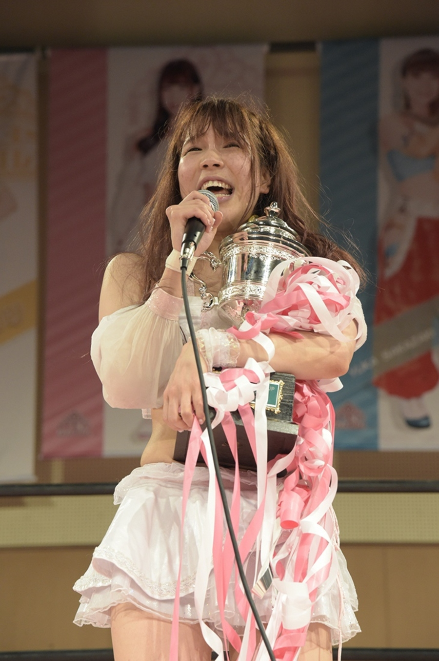 """TJP: Maki se lleva la """"Tokyo Princess Cup 2019"""" 8"""