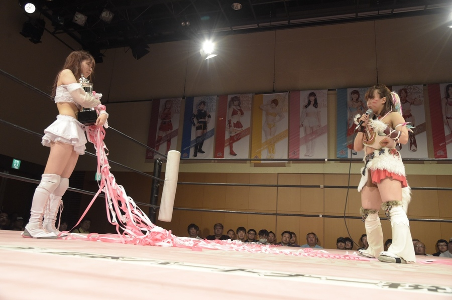 """TJP: Maki se lleva la """"Tokyo Princess Cup 2019"""" 7"""