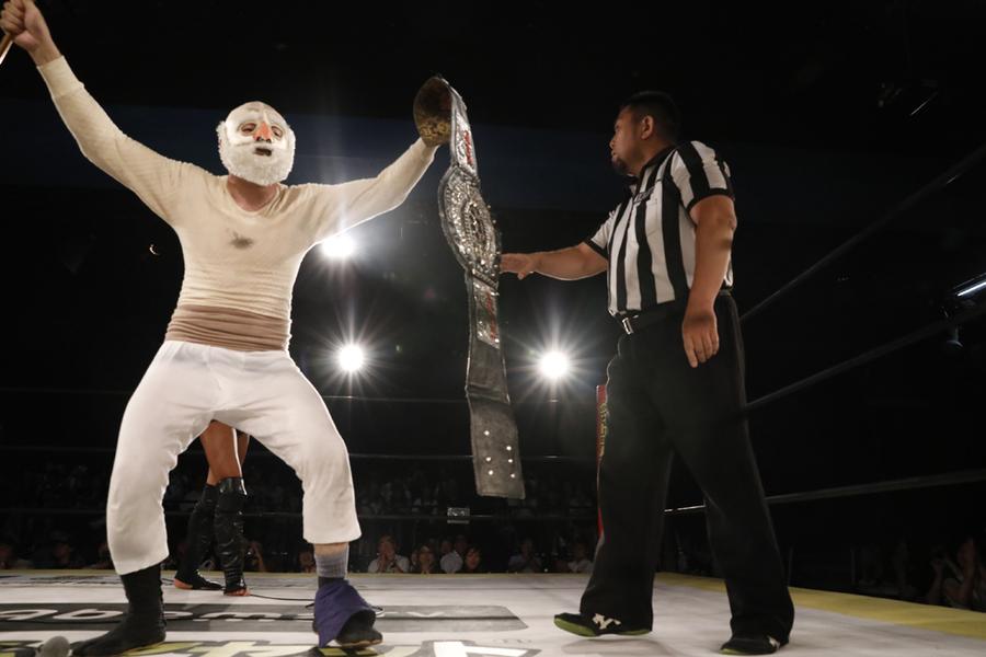 """DDT: """"Fighting Beer Garden 2019"""" El Iron Man Heavy Metal en juego 4"""