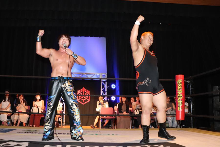 "DDT: ""Wrestling Tonkotsu 2019"" Yuki Ueno se corona 6"