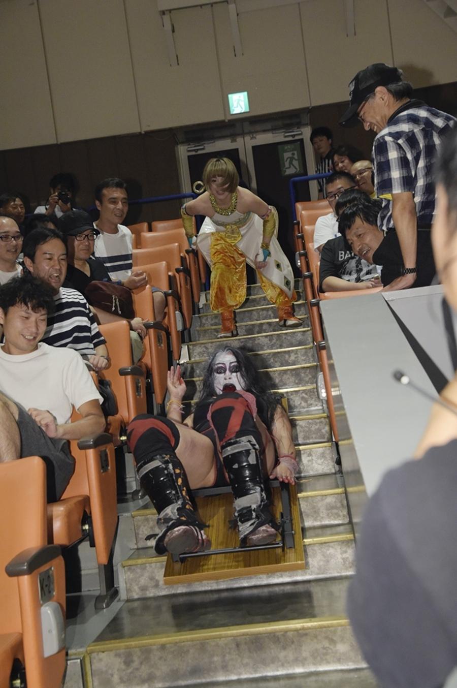 "JTP: ""Brandnew Wrestling 3"" Natsumi Maki gana título internacional 3"