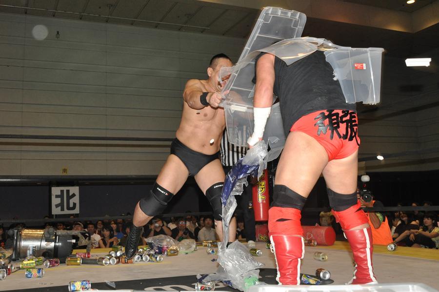"DDT: ""Osaka Octopus 2019"" Cuatro títulos en disputa 4"
