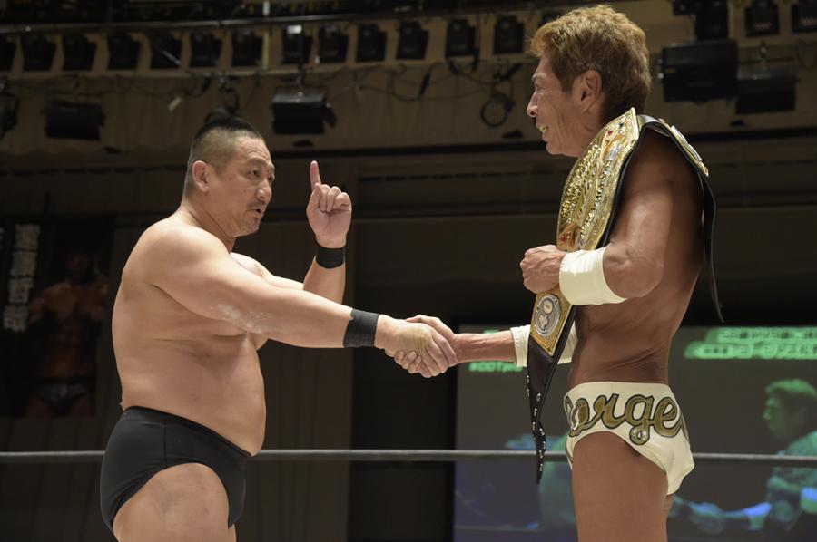 "DDT: ""Who's Gonna Top? 2019"" HARASHIMA campeón extremo 3"