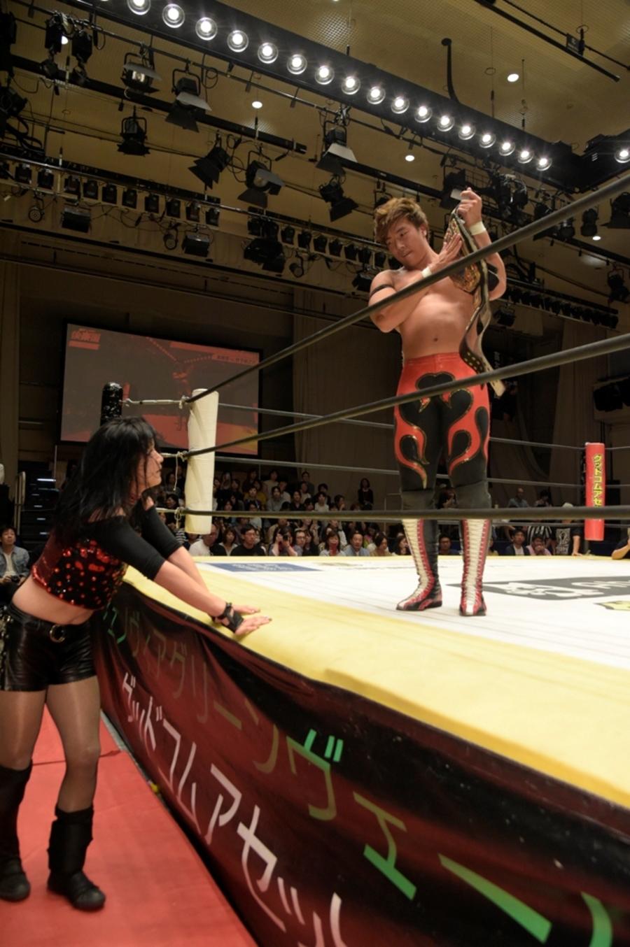 "DDT: ""Who's Gonna Top? 2019"" HARASHIMA campeón extremo 4"
