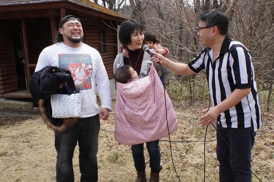 "DDT: ""Nasukogen Nature School Pro Wrestling Again!"" Lucha en el campamento 3"