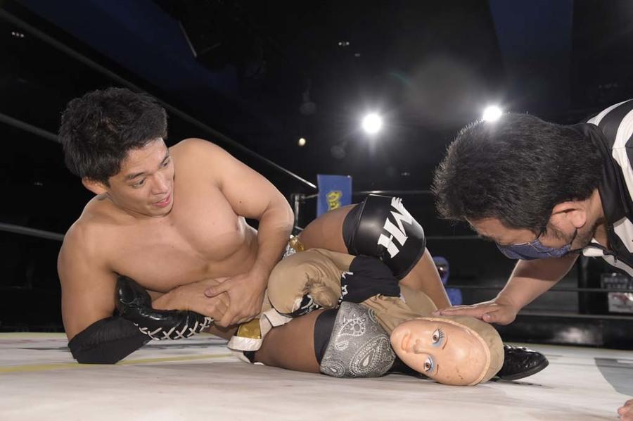 """DDT: """"DDT TV Show! #2"""" Masato Tanaka sigue reinando 2"""