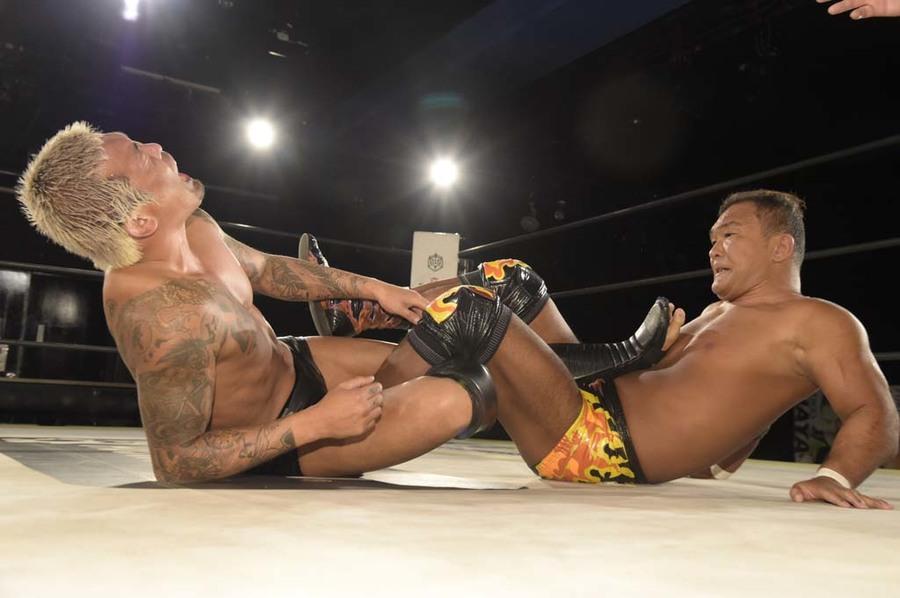 """DDT: """"DDT TV Show! #2"""" Masato Tanaka sigue reinando 8"""
