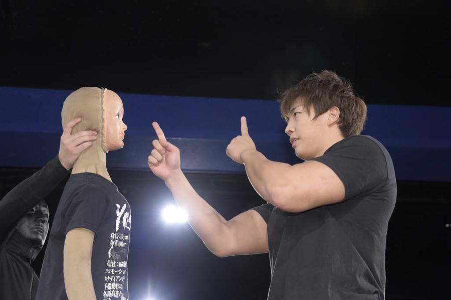 """DDT: """"DDT TV Show! #3"""" Tetsuya Endo es retador al título principal 3"""