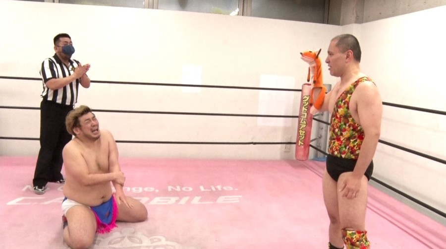 """DDT: """"DDT TV Show! #5"""" Regresa Strong Hearts, el reclamo de Kongo 3"""