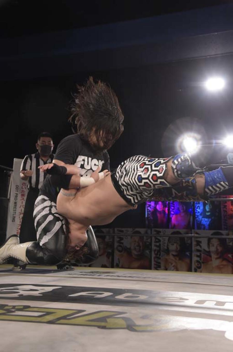 """DDT: """"DDT TV Show! #5"""" Regresa Strong Hearts, el reclamo de Kongo 4"""
