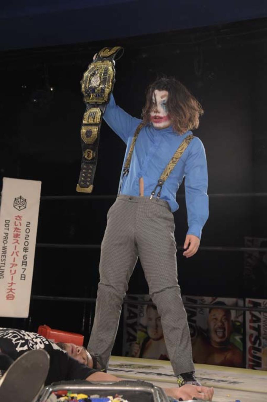 """DDT: """"DDT TV Show! #5"""" Regresa Strong Hearts, el reclamo de Kongo 5"""