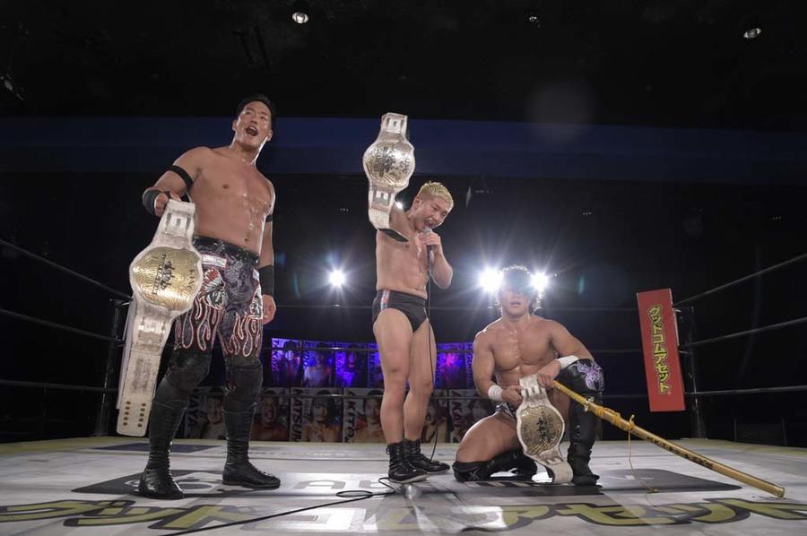 """DDT: """"DDT TV Show! #5"""" Regresa Strong Hearts, el reclamo de Kongo 10"""