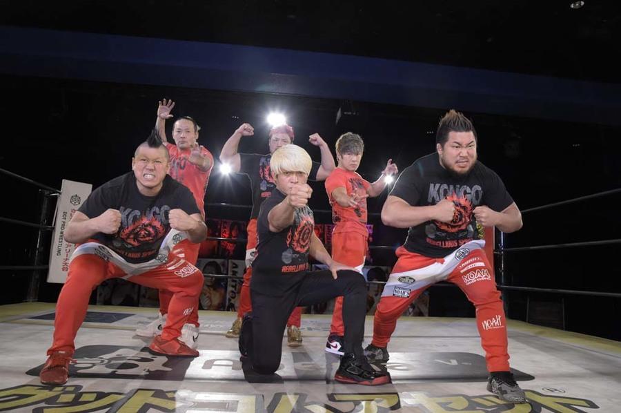 """DDT: """"DDT TV Show! #5"""" Regresa Strong Hearts, el reclamo de Kongo 8"""