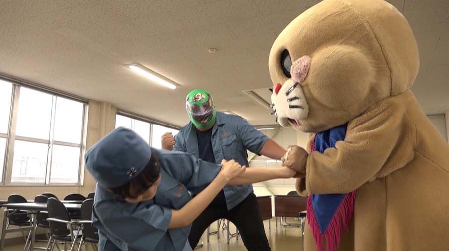 "DDT: ""Wrestle Peter Pan 2020 - Día 1"" Kongoh impone su ley 2"