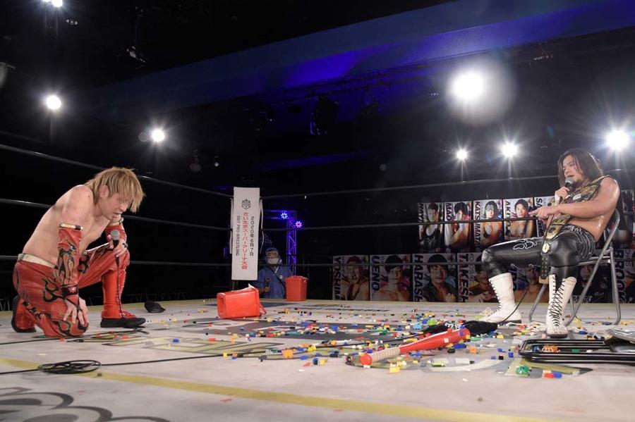 "DDT: ""Wrestle Peter Pan 2020 - Día 1"" Kongoh impone su ley 6"