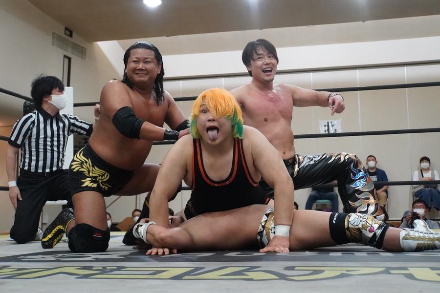 """DDT: """"With Dramatic Dream Team"""" 1a. función con público 6"""