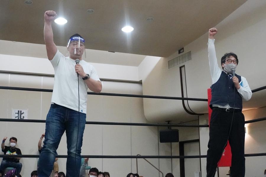 """DDT: """"With Dramatic Dream Team"""" 1a. función con público 2"""