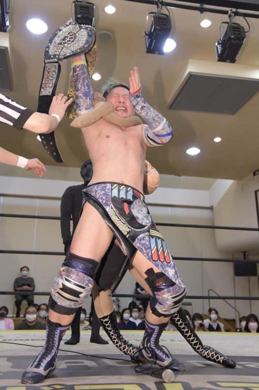 "DDT: ""Summer Itaba Series"" regresa Yoshihiko y se corona 7"