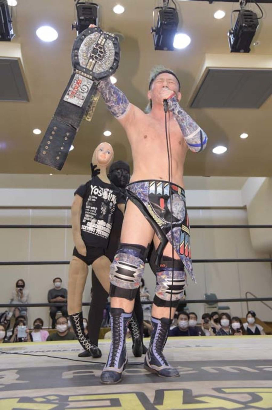 "DDT: ""Summer Itaba Series"" regresa Yoshihiko y se corona 6"